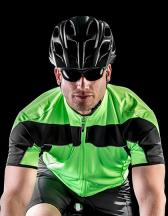 Men`s Bikewear Full Zip Performance Top