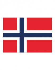 Fahne Norwegen